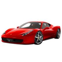 ferrari 458 coupe italianluxuryrent exclusive rent a car
